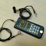 Толщиномер ультразвуковой А1209 (Версия 4.31)