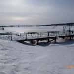Портовые причальные сооружения ООО «Волна» в г. Кострома